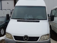 Shes Mercedes Daimler Benz 313 CDI