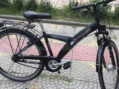 Shes bicikleten firma Bottcher