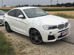 Shes BMW X4,