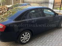 Shes Audi A4 1.9 TDI,
