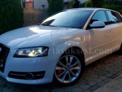 Shes Audi A3 140ps,