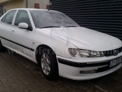 Shes Peugeot 406 2.0 HDI