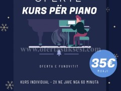 KURS PËR PIANO