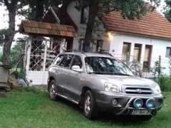 Shes Hyundai Santa Fe 2.0