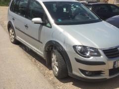 Shes VW Touran 2.0 TDI
