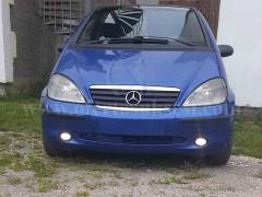 Shes Mercedes A clas