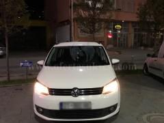 Shes VW Touran 1.6 TDI