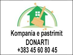 Kompania e pastrimit Donarti